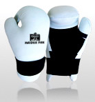 karate open punch gloves